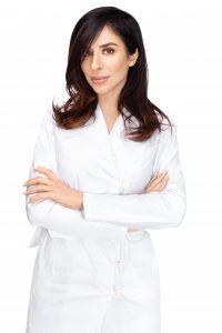 Milena Krivokapić-magistar farmacije i specijalista kozmetologije
