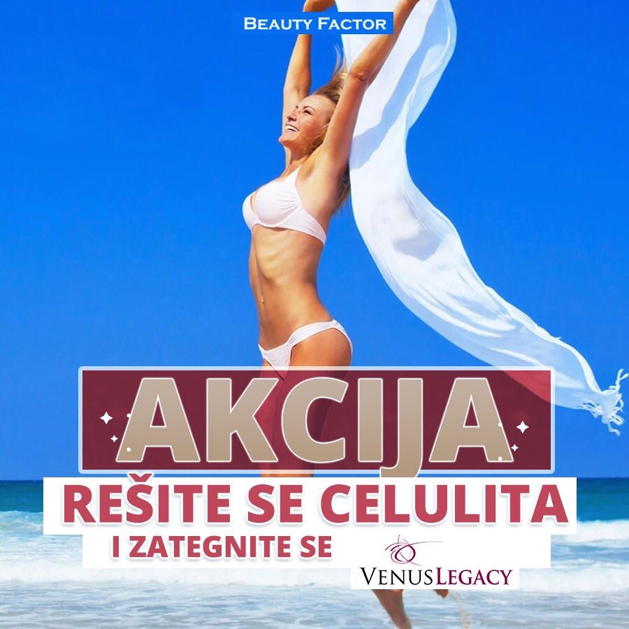 akcija celulit leto beauty factor